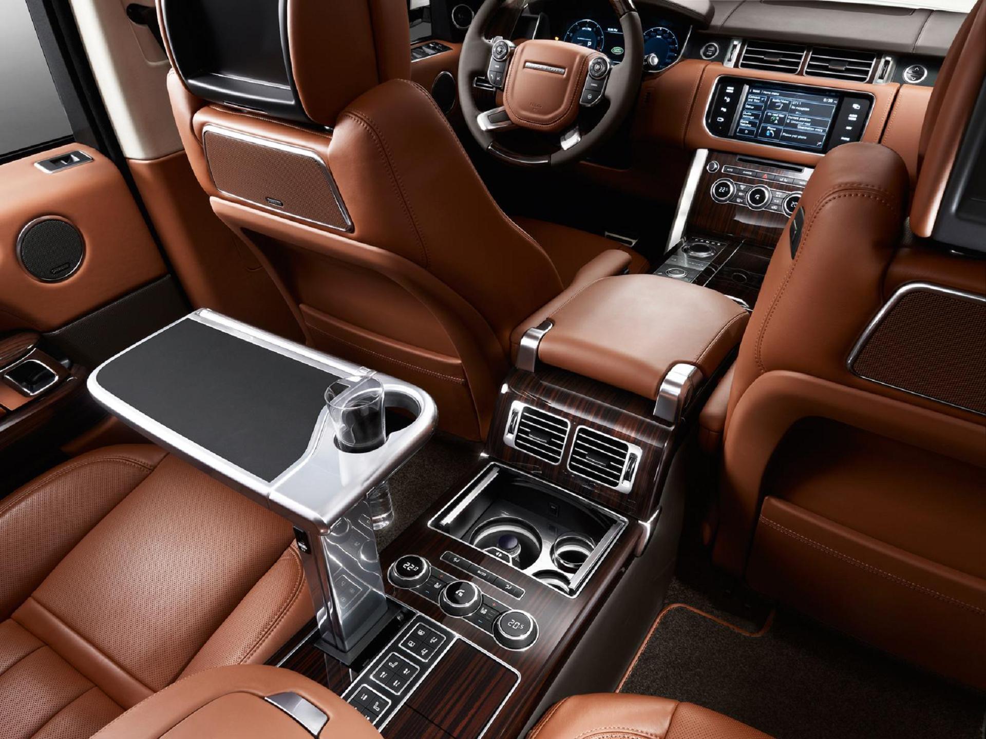 Range Rover Computer Backgrounds