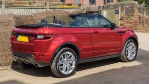 Range Rover Hd Background