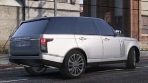 Range Rover Widescreen