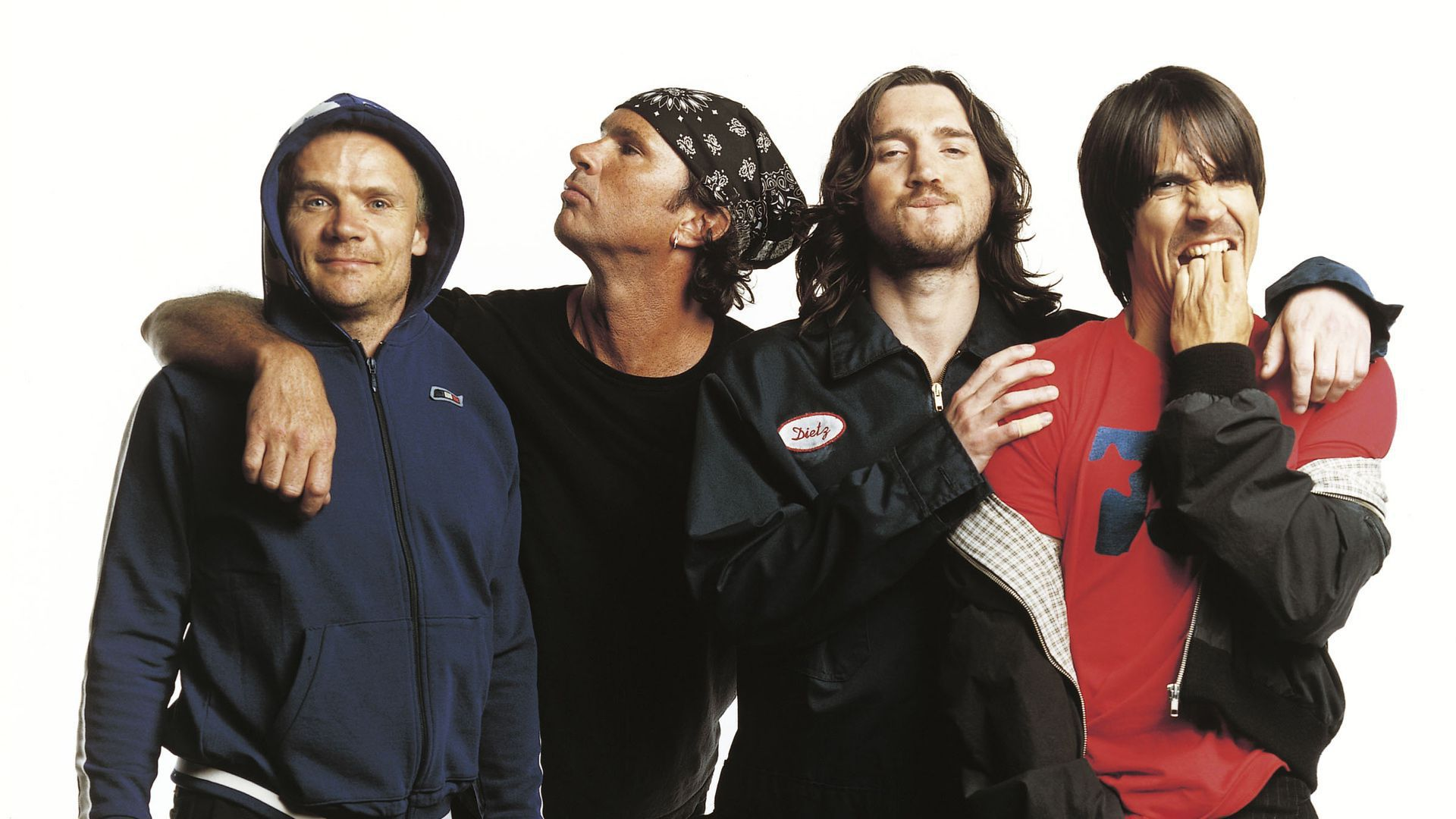 Red Hot Chili Peppers Desktop