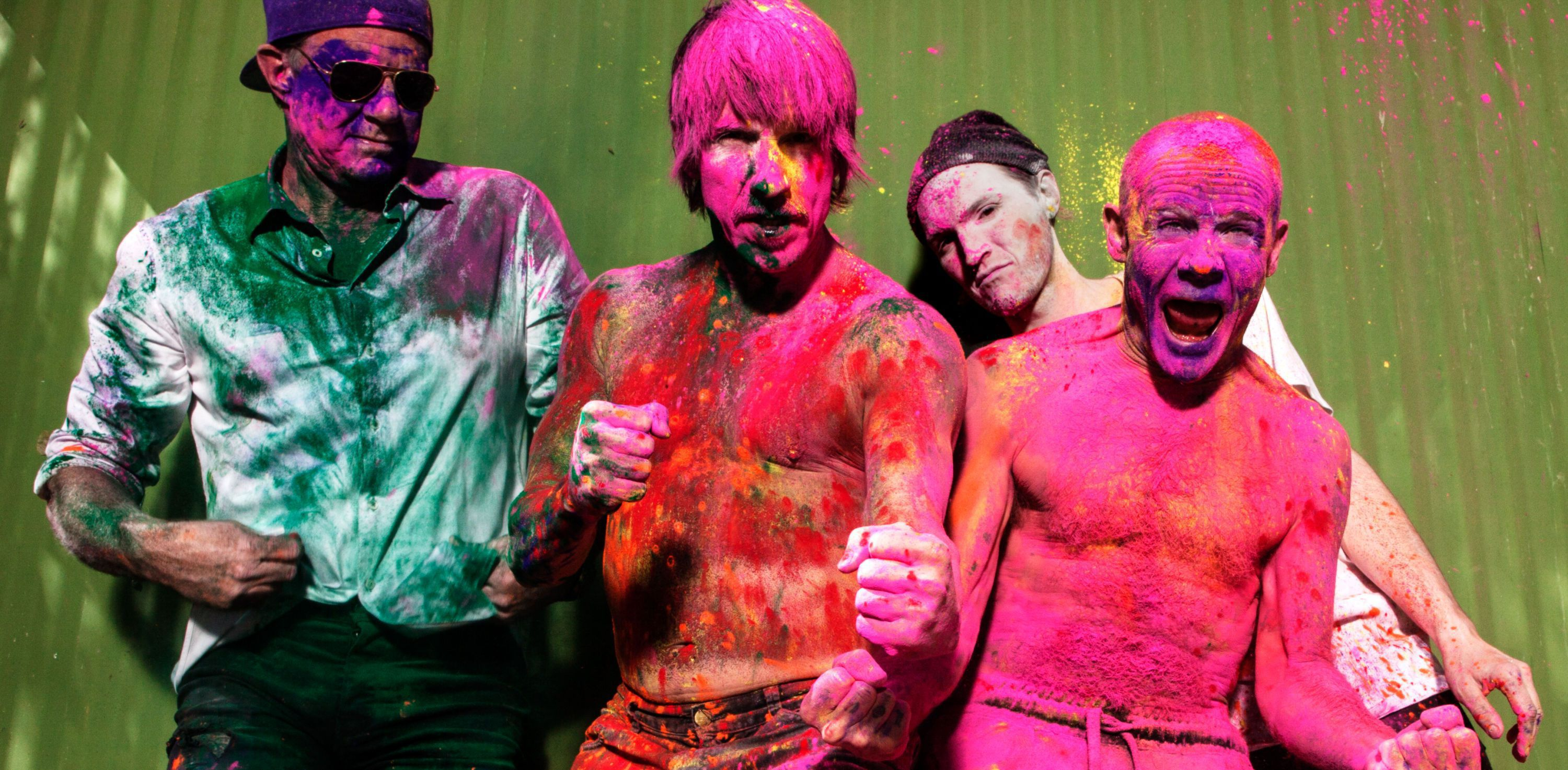 Red Hot Chili Peppers High Quality Wallpapers