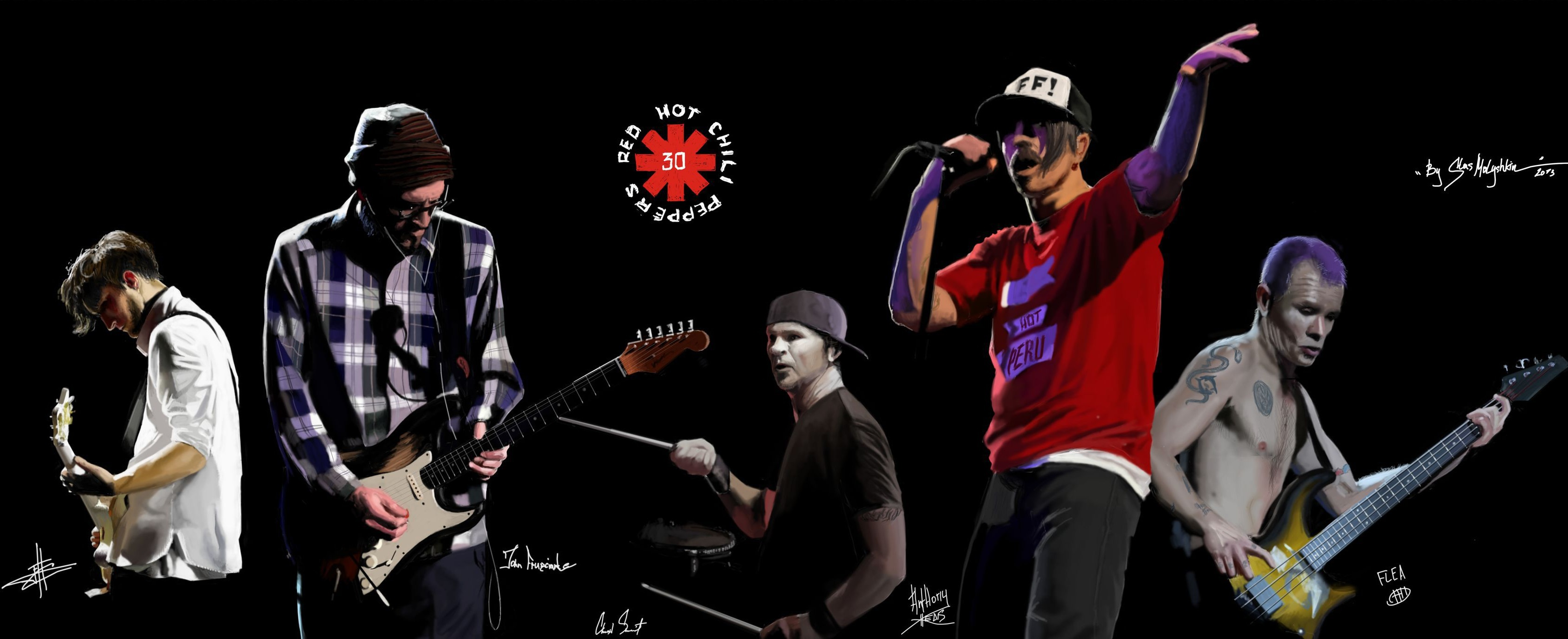 Red Hot Chili Peppers Photos