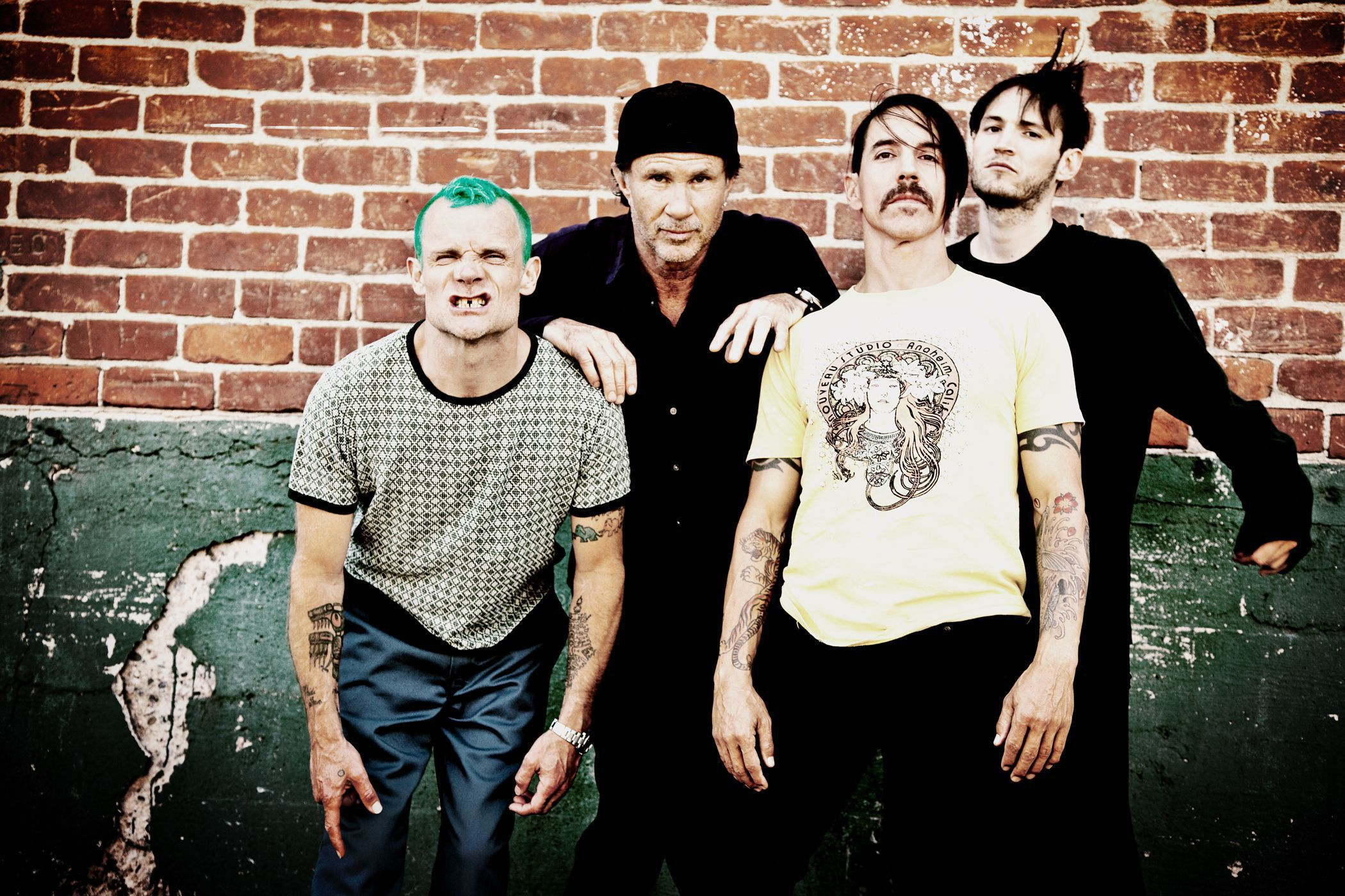 Red Hot Chili Peppers Wallpaper