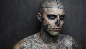 Rick Genest Wallpapers Hd