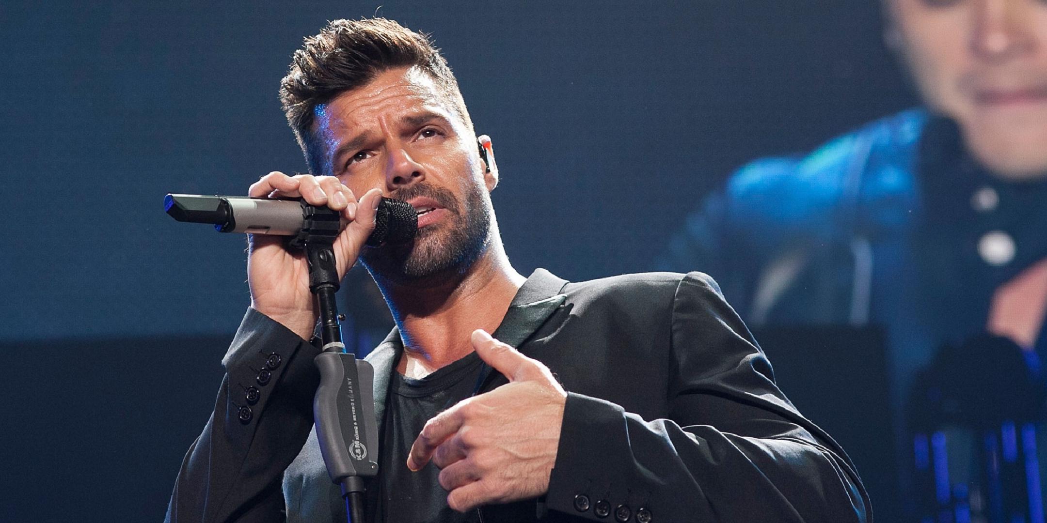 Ricky Martin Photos
