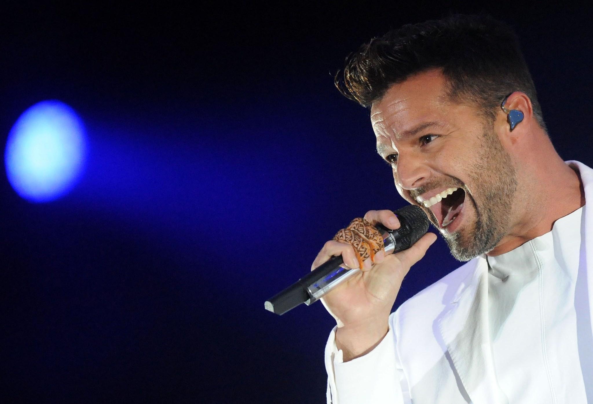 Ricky Martin For Desktop