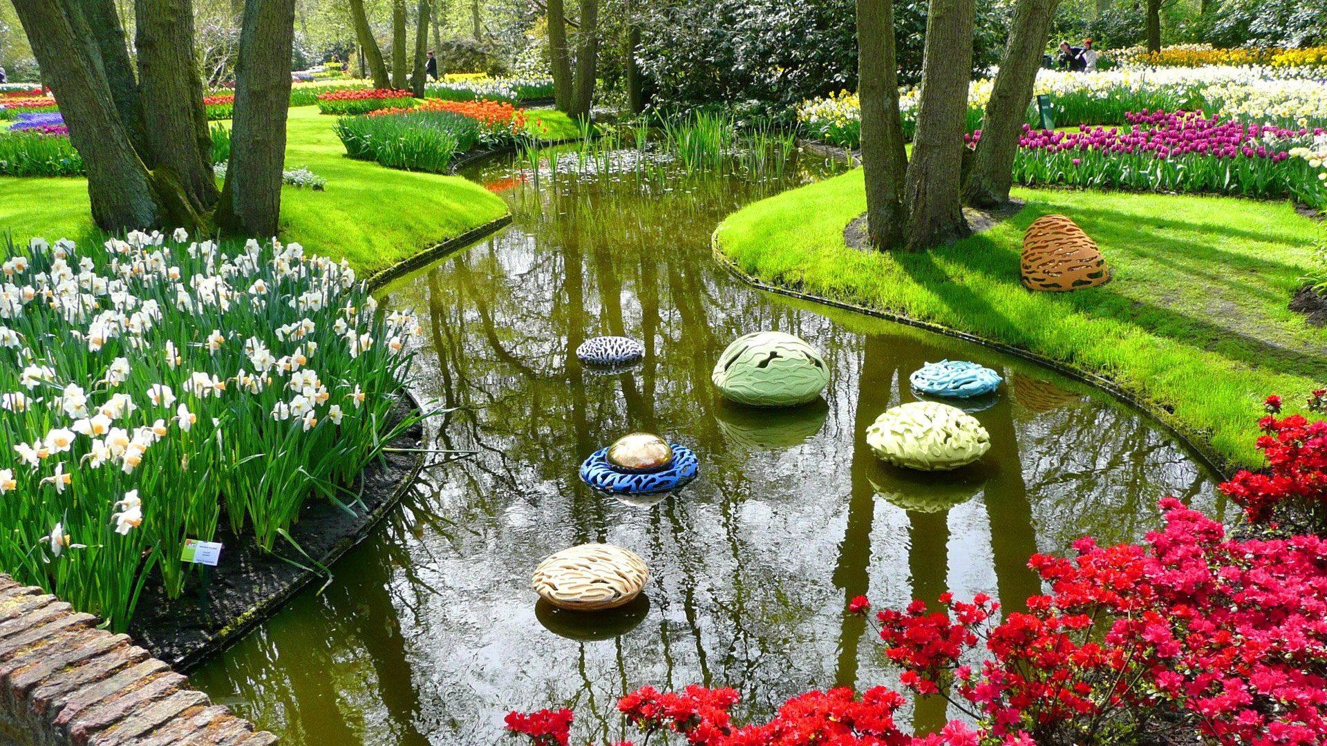River of Flowers, Keukenhof