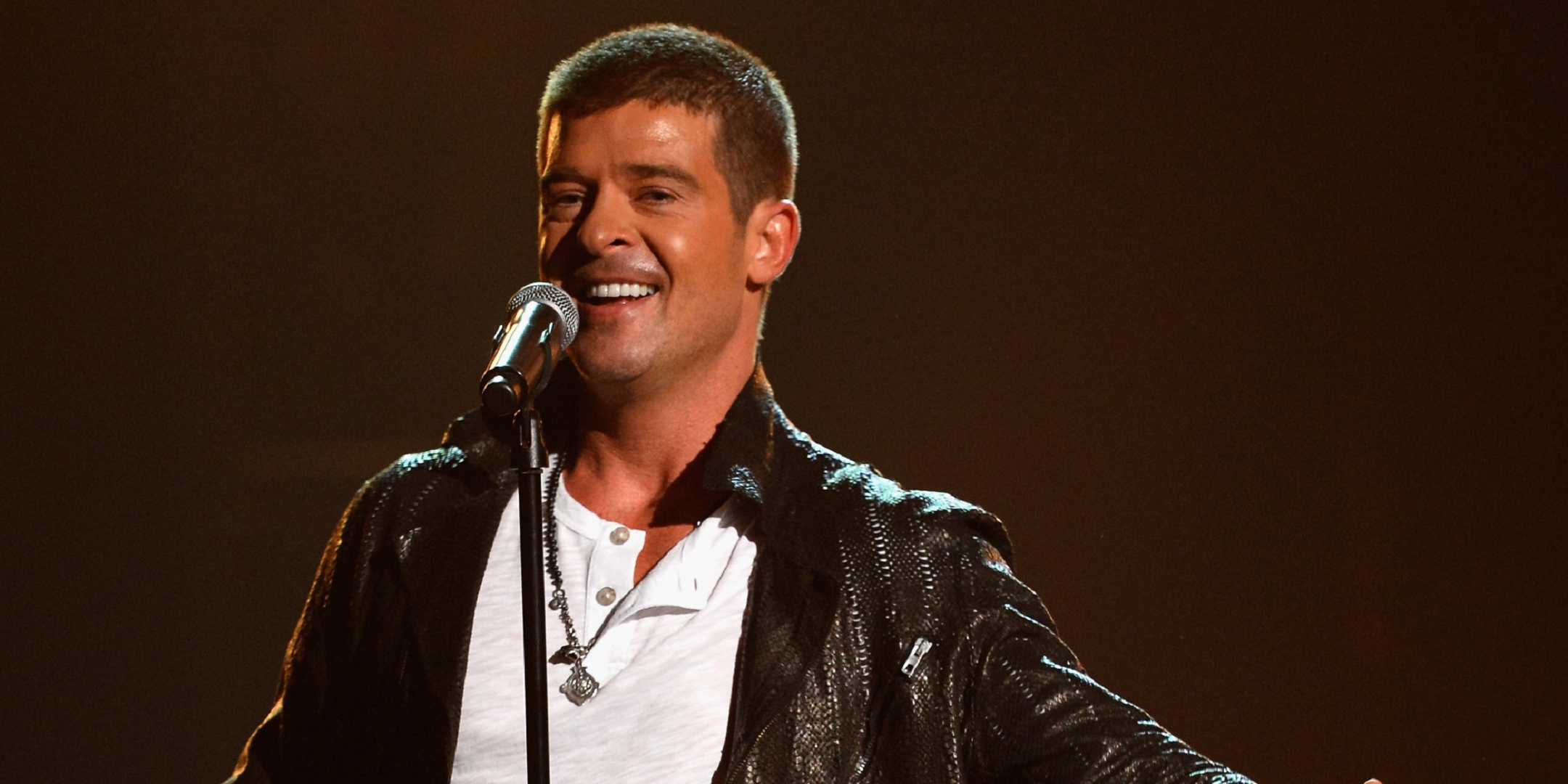 Robin Thicke High Definition Wallpapers