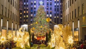 Rockefeller Center Hd Wallpaper