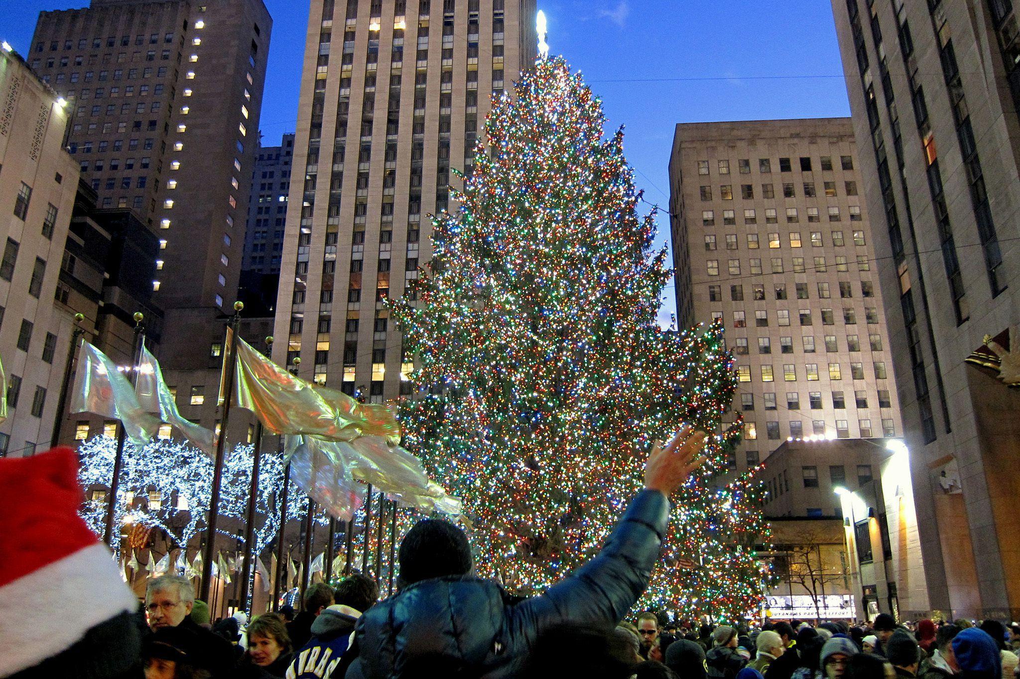 Rockefeller Center Images