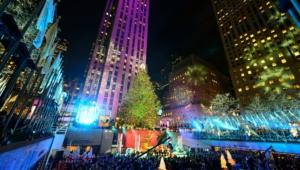 Rockefeller Center Widescreen