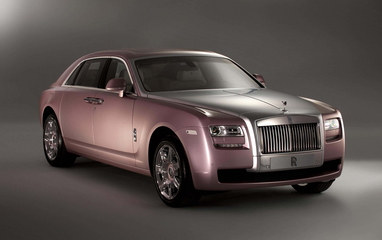 Rolls Royce Ghost 4k