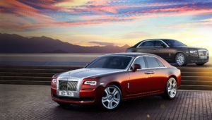 Rolls Royce Ghost Computer Wallpaper