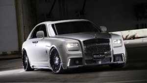 Rolls Royce Ghost Desktop