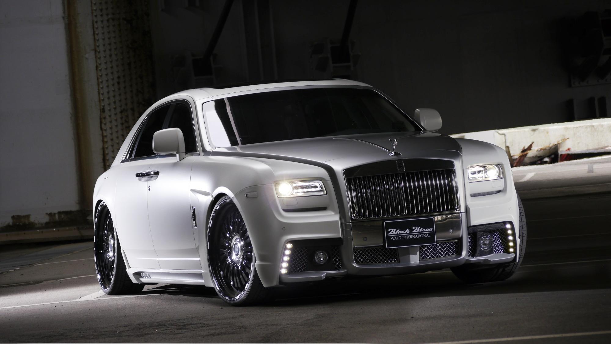 Rolls Royce Ghost Desktop
