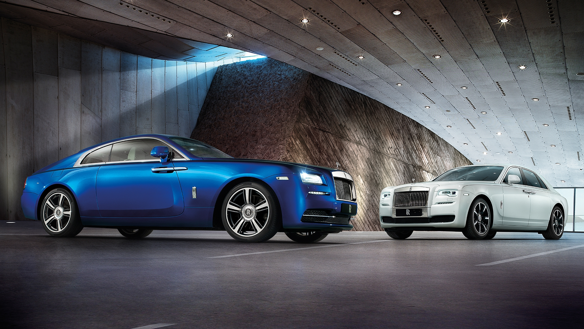 Rolls Royce Ghost High Definition Wallpapers
