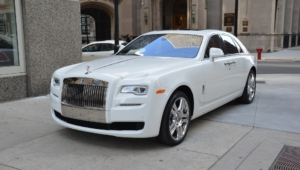 Rolls Royce Ghost Images