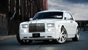 Rolls Royce Ghost Photos
