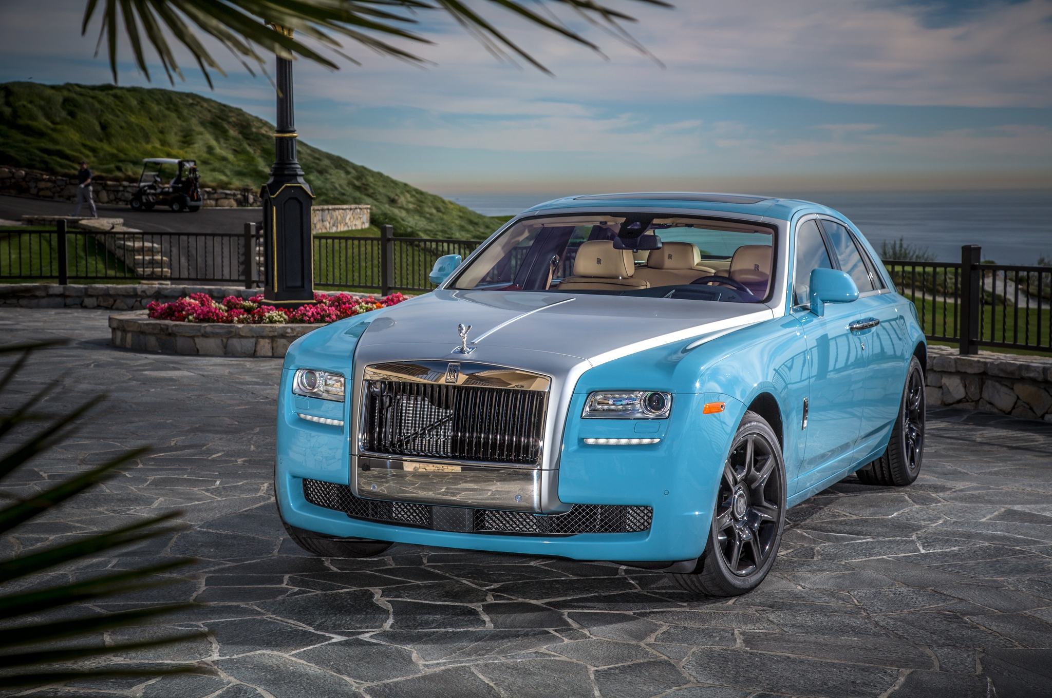 Rolls Royce Ghost Wallpaper