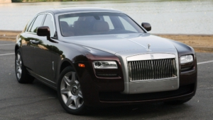 Rolls Royce Ghost Wallpapers