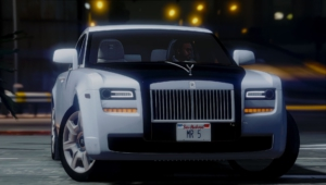 Rolls Royce Ghost Widescreen