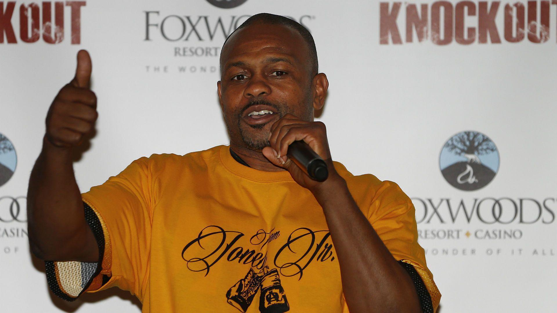 Roy Jones Jr Widescreen
