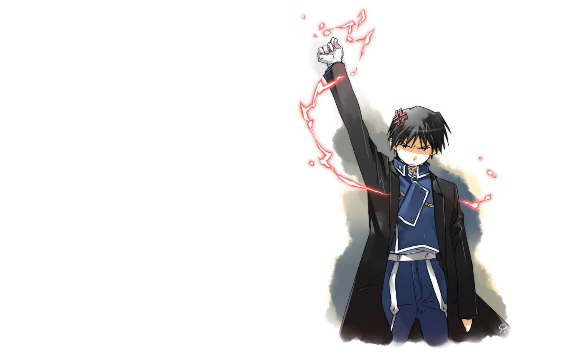 Roy Mustang Hd Background