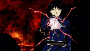 Roy Mustang Hd Desktop