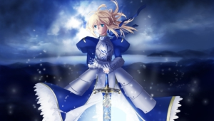 Saber Background
