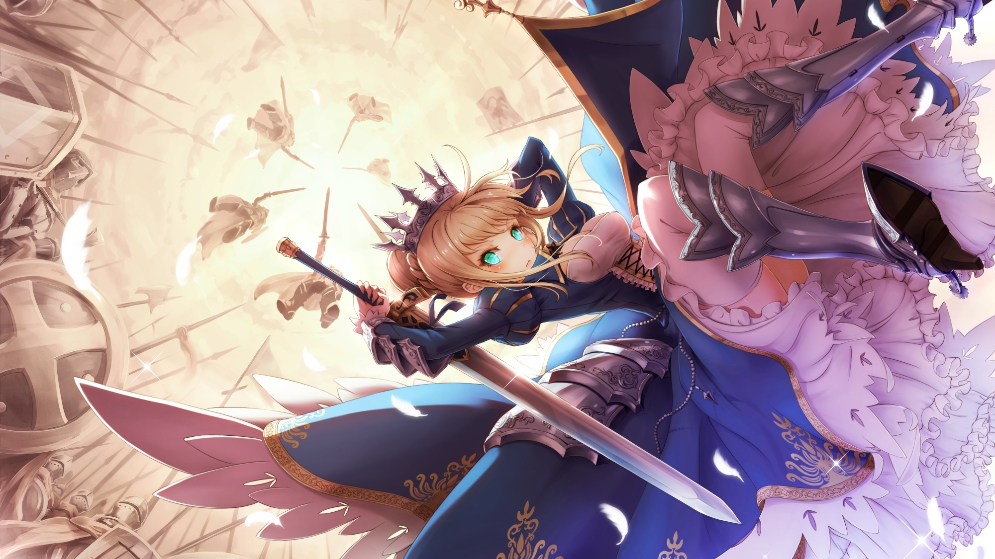 Saber High Definition Wallpapers