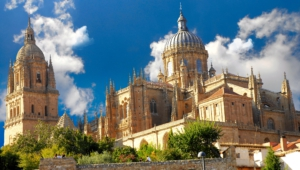 Salamanca Background