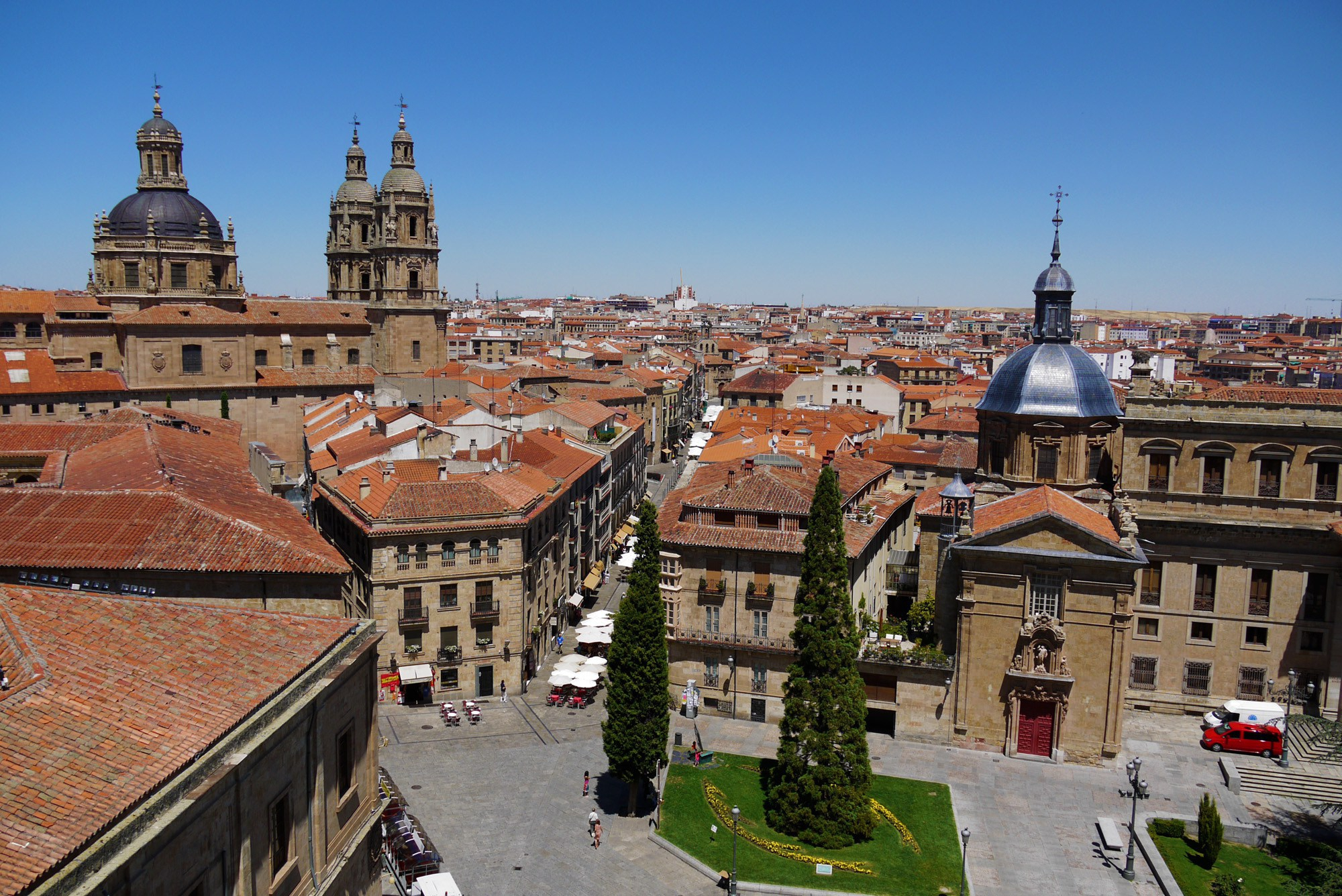 Salamanca Hd Background
