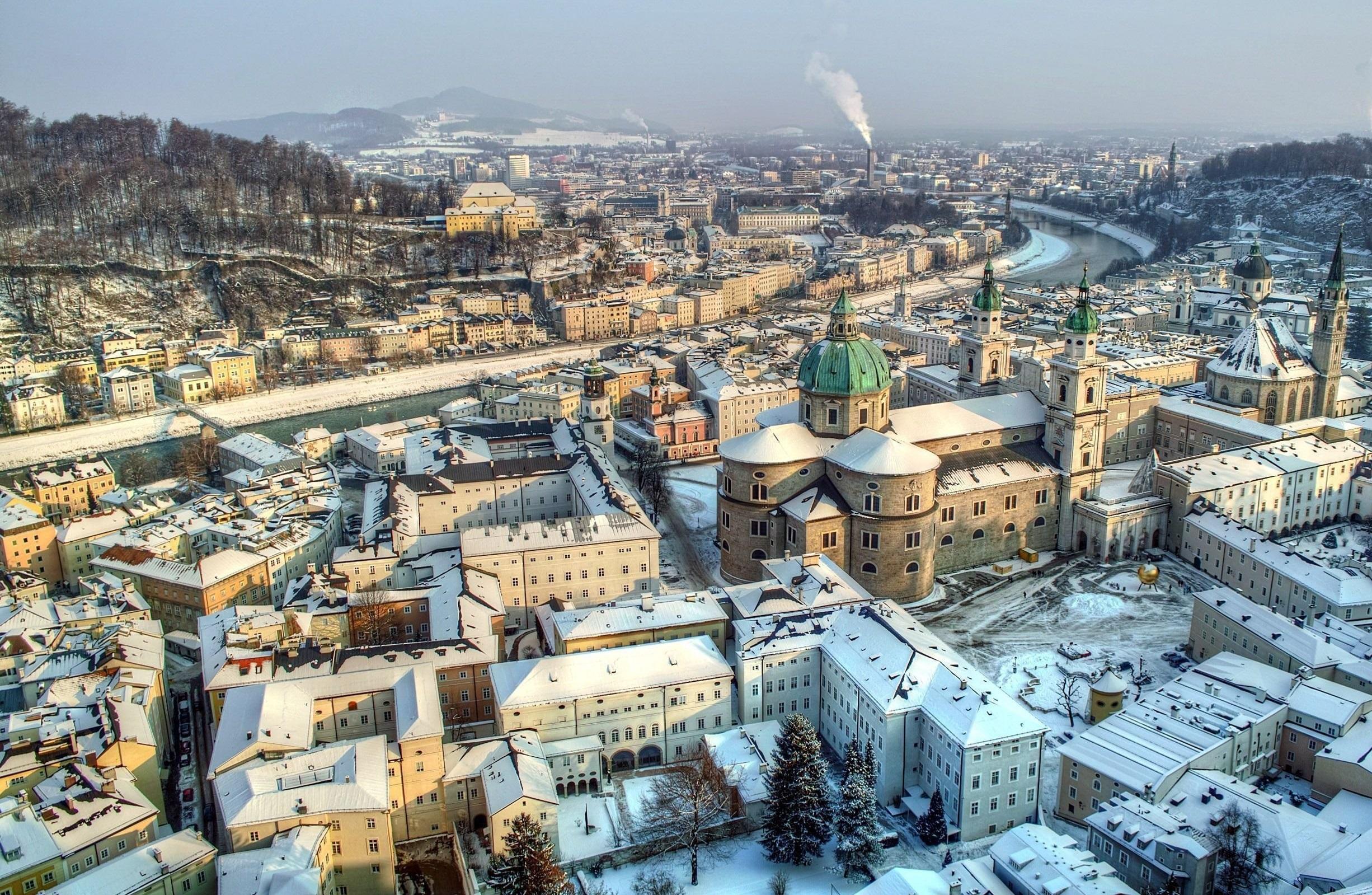 Salzburg Background
