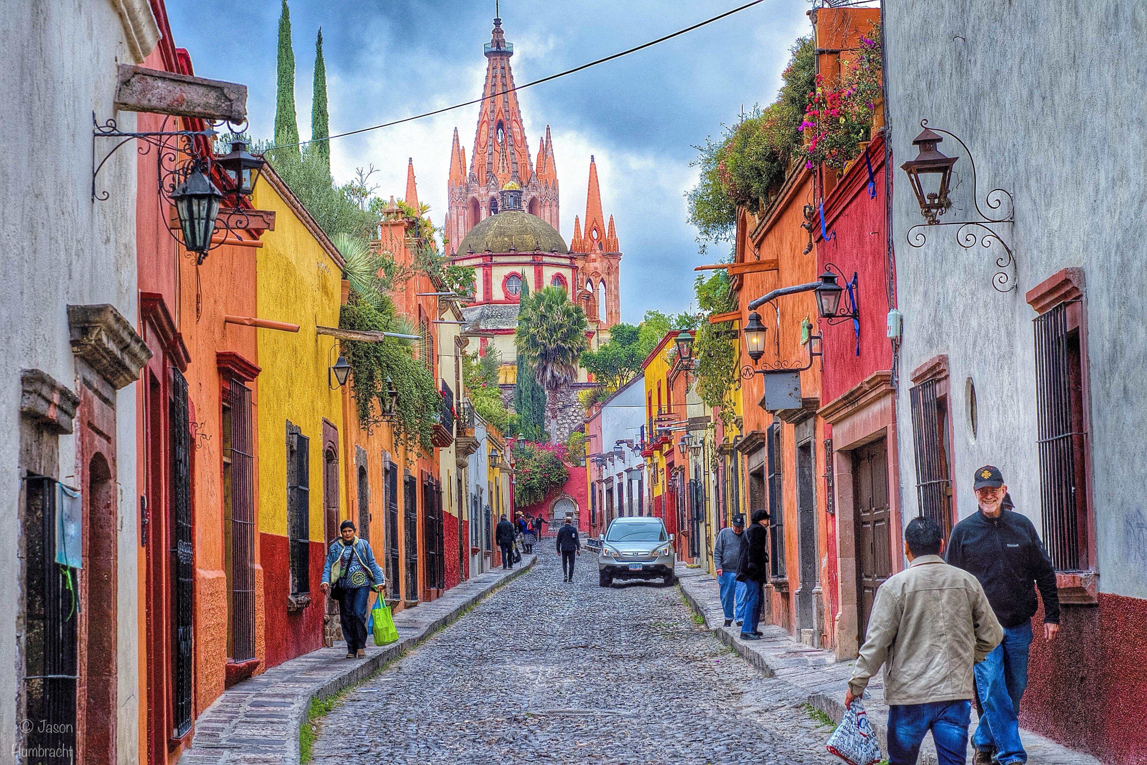 San Miguel De Allende Desktop