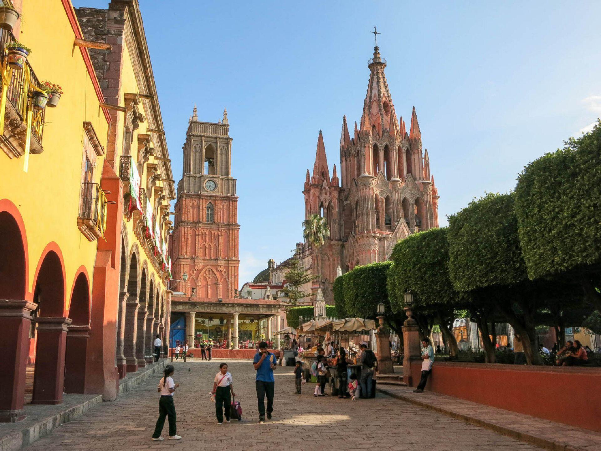 San Miguel De Allende Hd Desktop