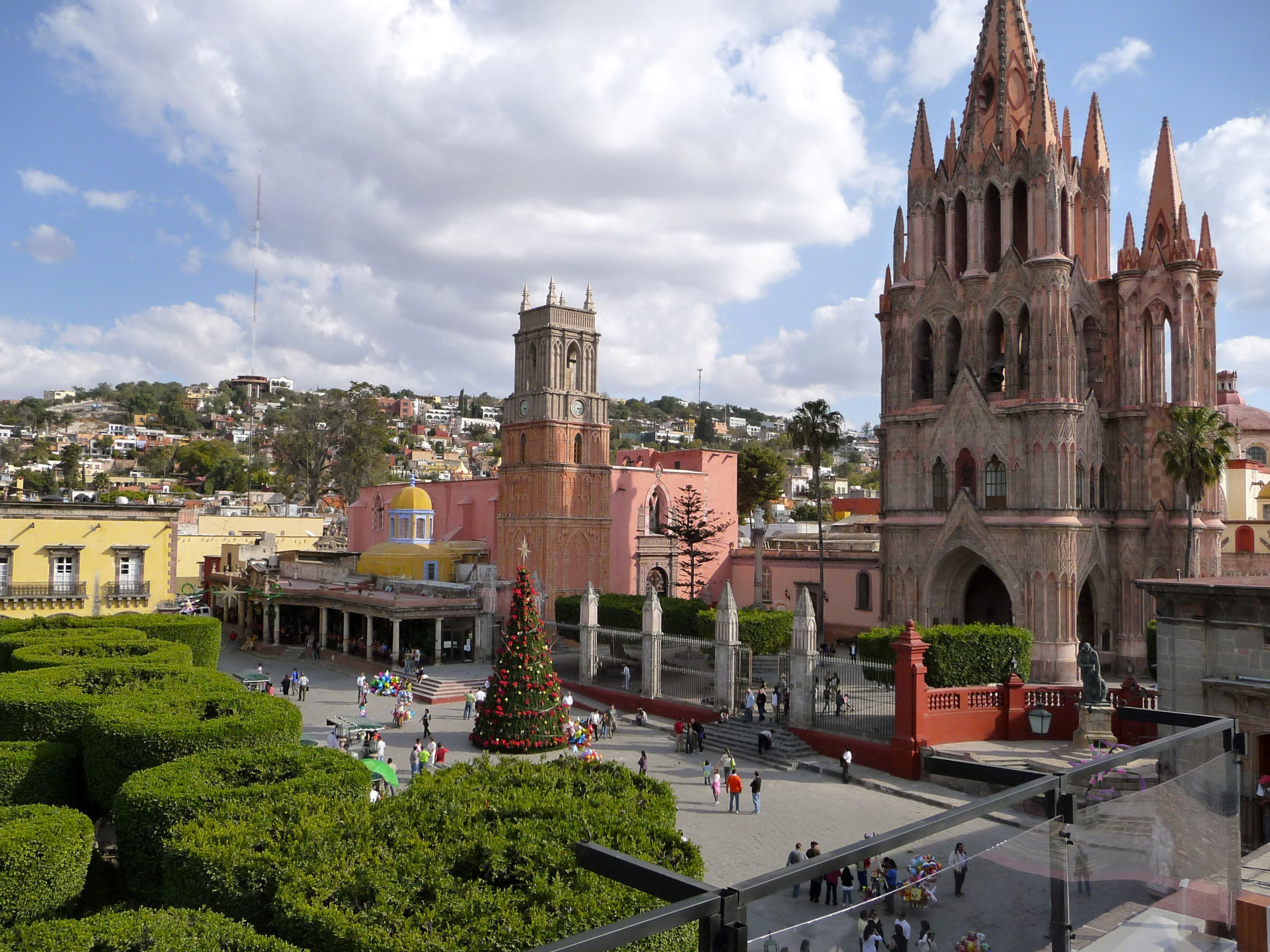 San Miguel De Allende High Quality Wallpapers