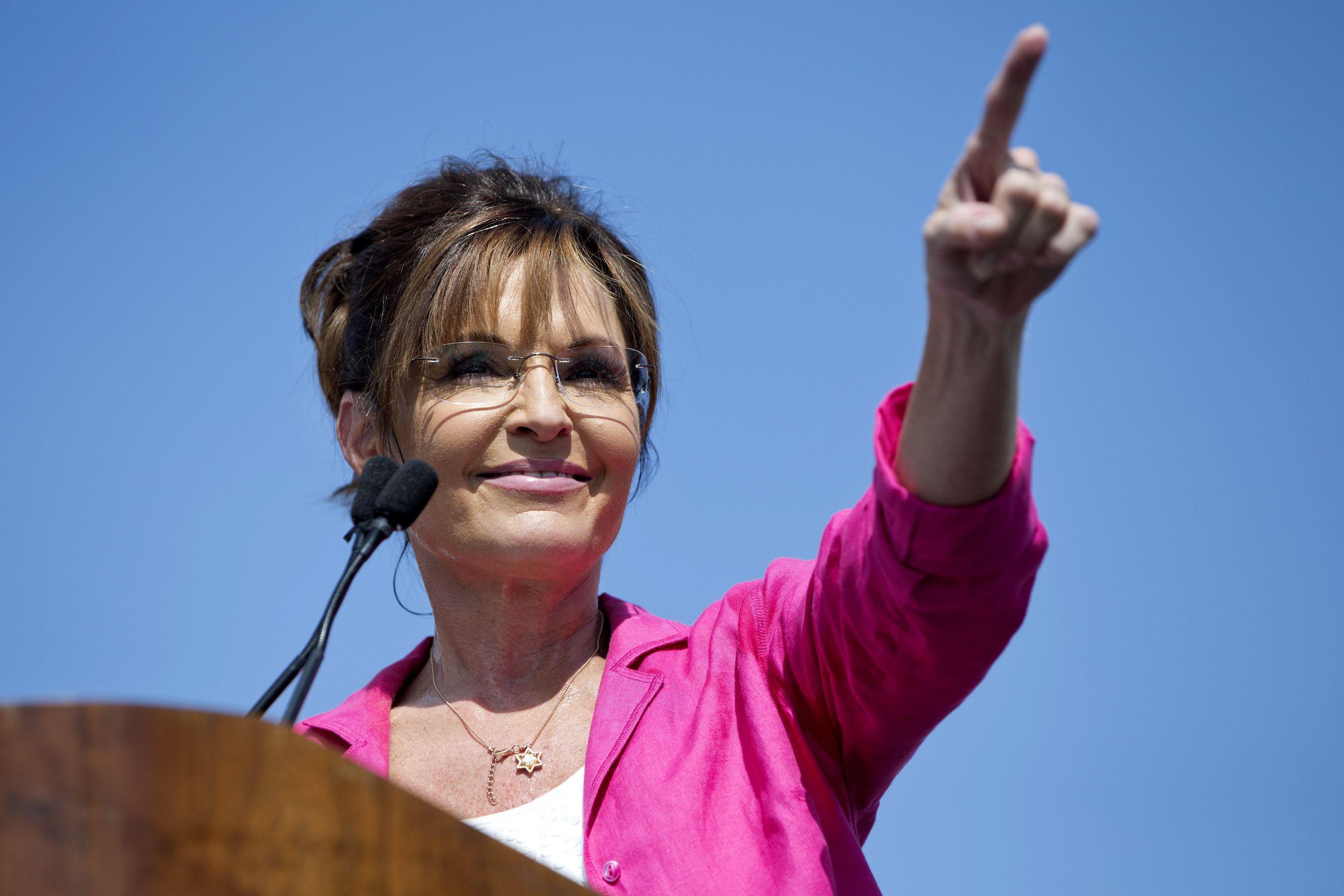 Sarah Palin Computer Backgrounds