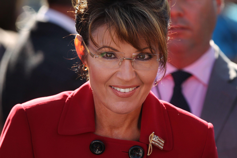 Sarah Palin Desktop