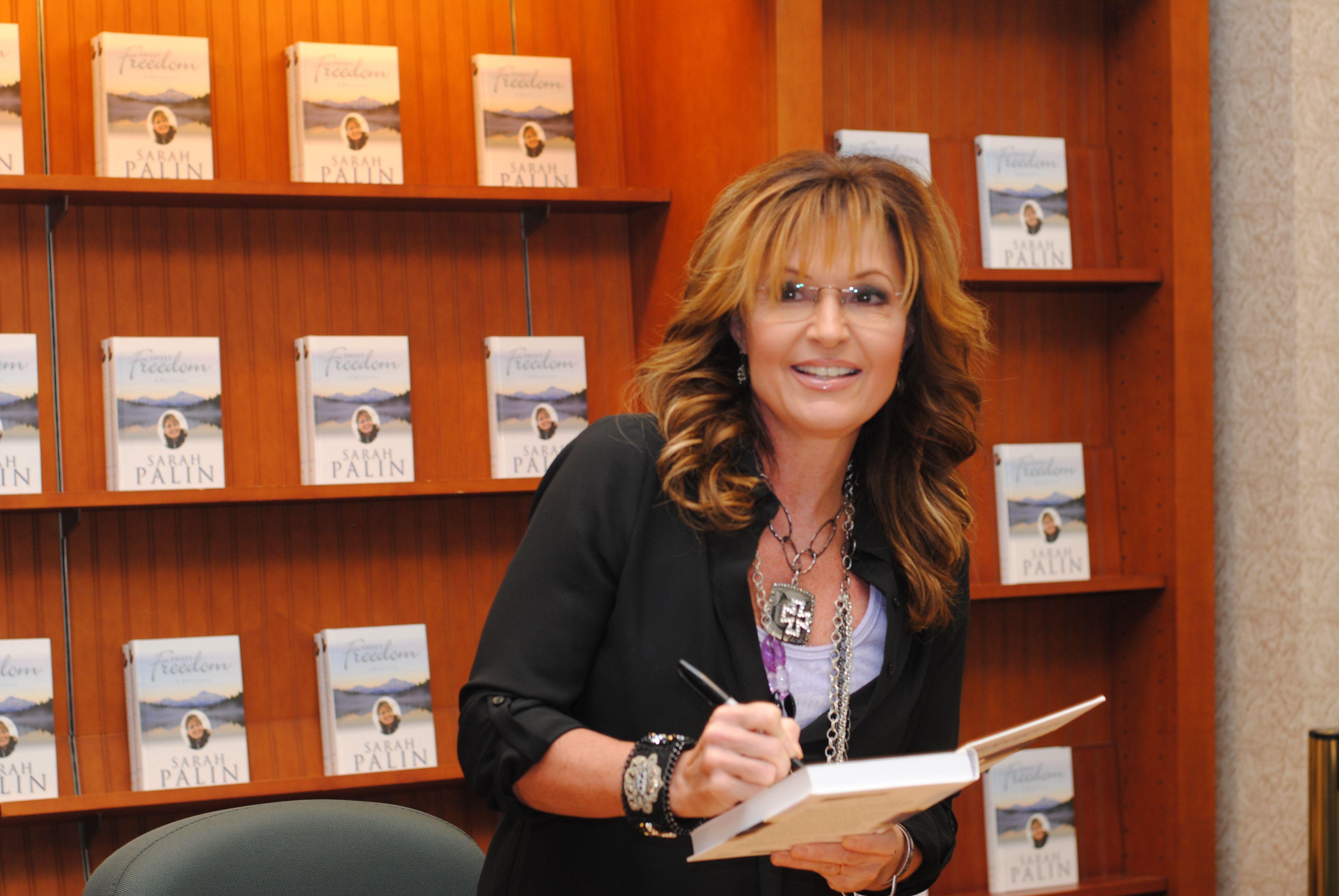 Sarah Palin Hd
