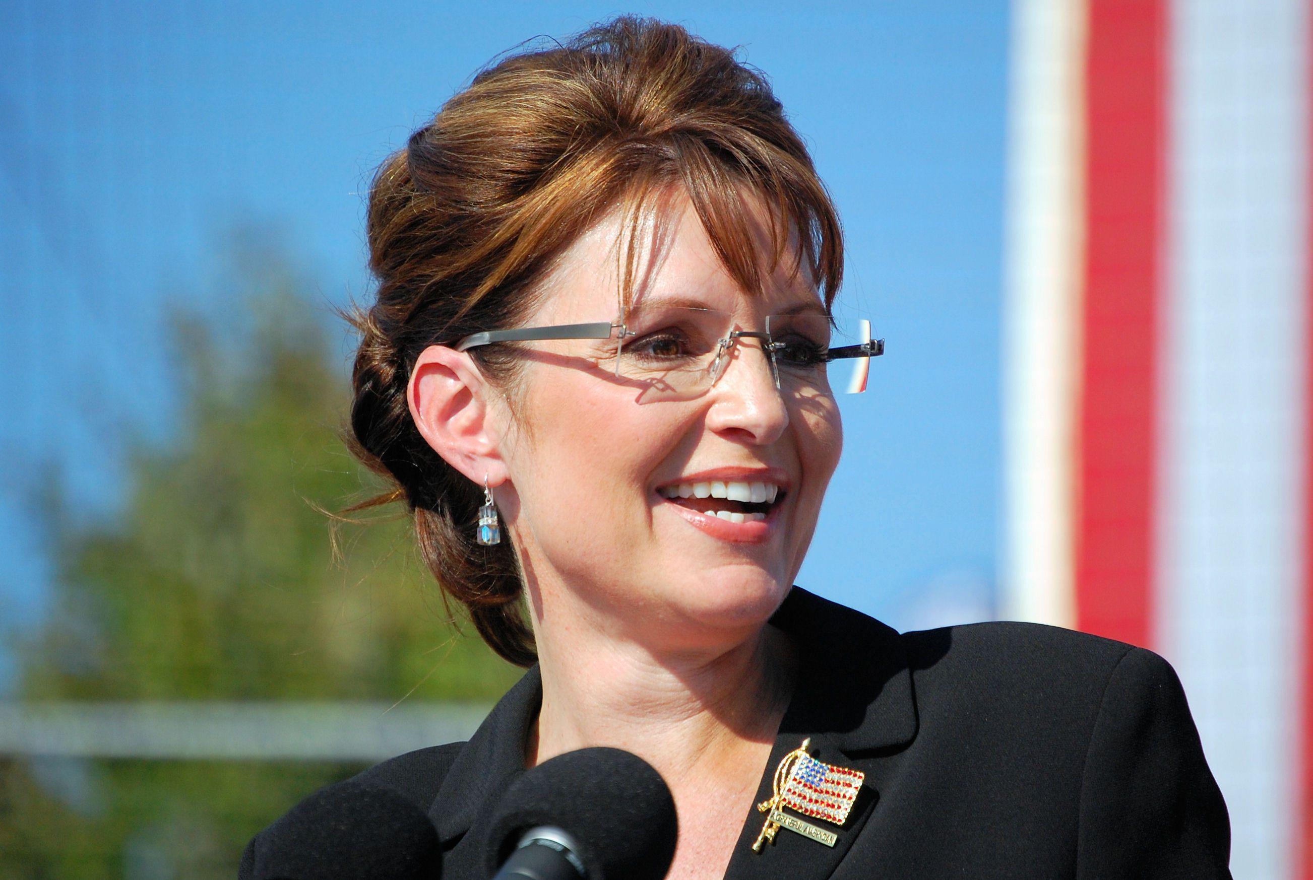 Sarah Palin Wallpaper For Laptop