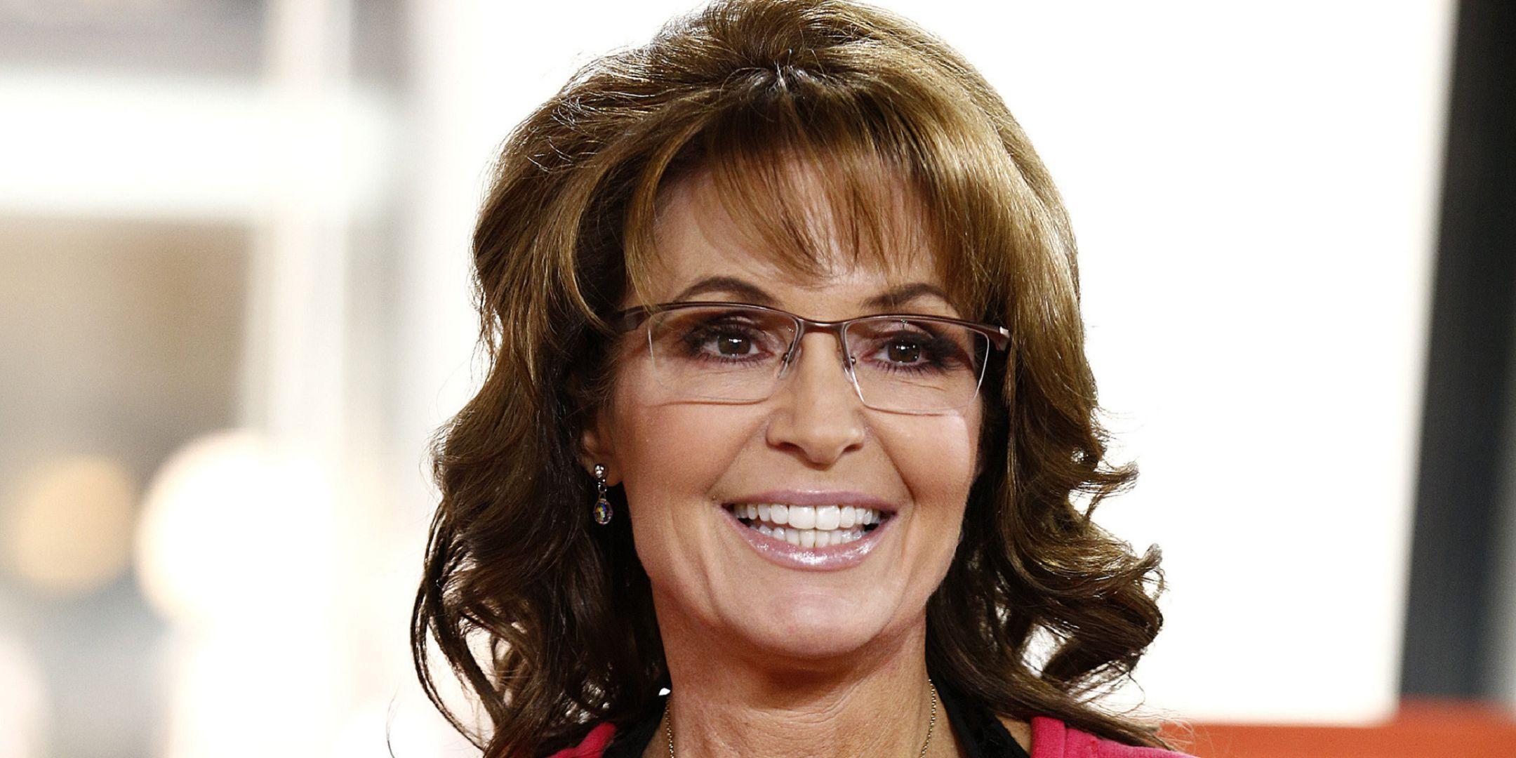 Sarah Palin For Desktop