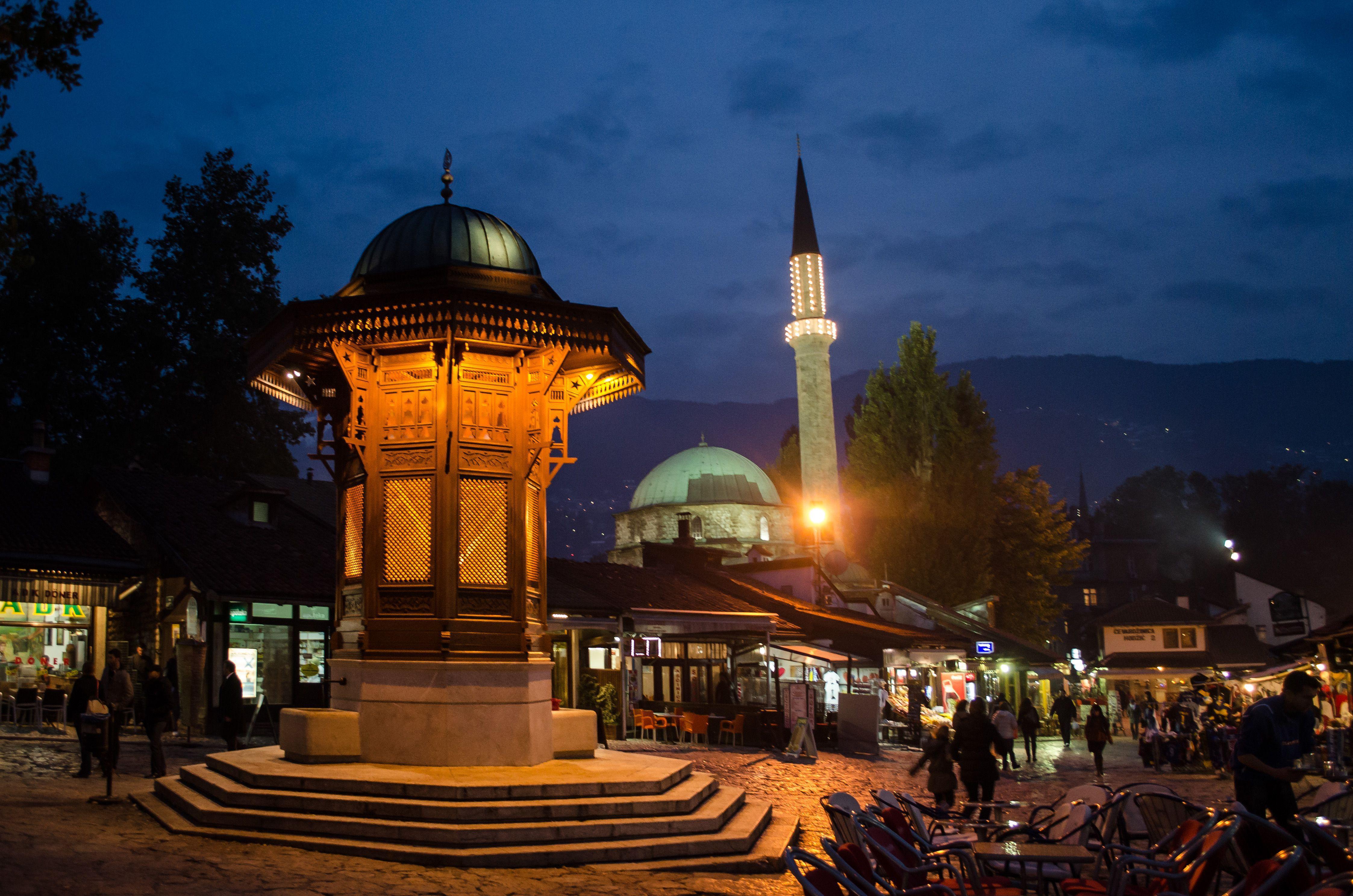 Sarajevo Computer Backgrounds