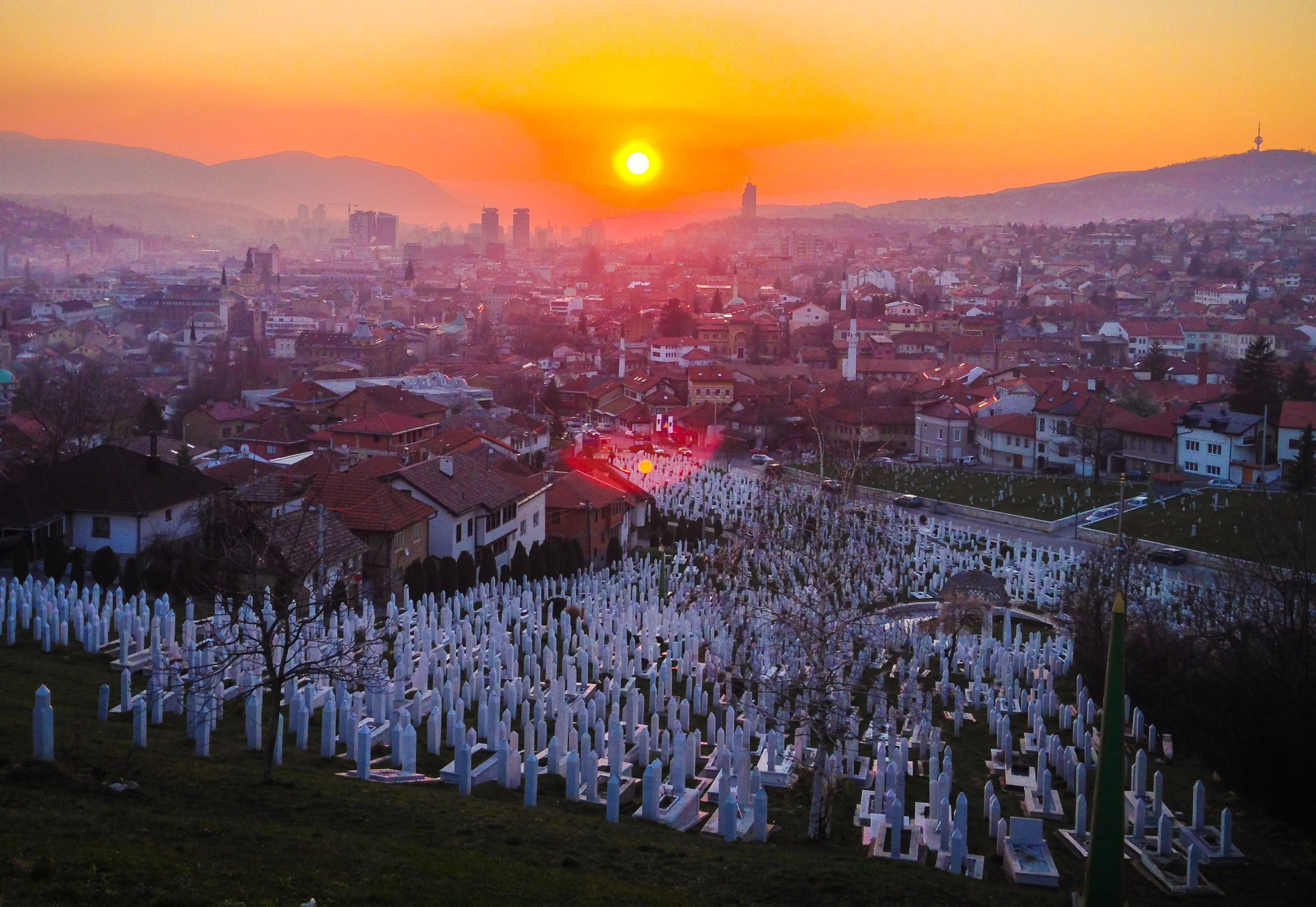 Sarajevo Wallpapers And Backgrounds