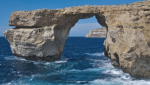 Sea Cave Malta Computer Backgrounds