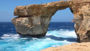 Sea Cave Malta Pictures