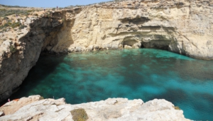 Sea Cave Malta Wallpapers