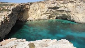 Sea Cave Malta Wallpapers