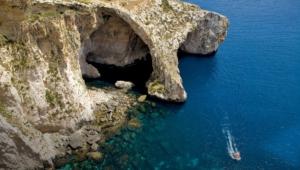Sea Cave Malta Wallpapers Hd