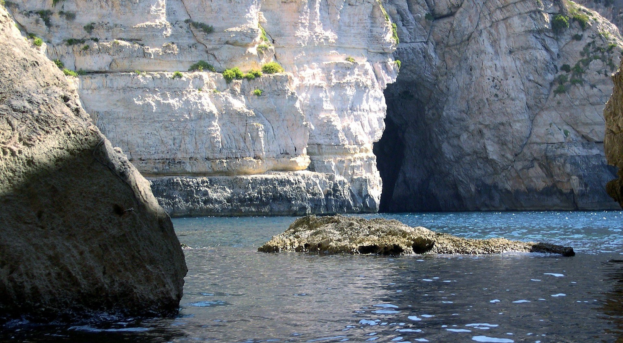 Sea Cave Malta Wallpapers Hq