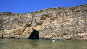 Sea Cave Malta For Desktop